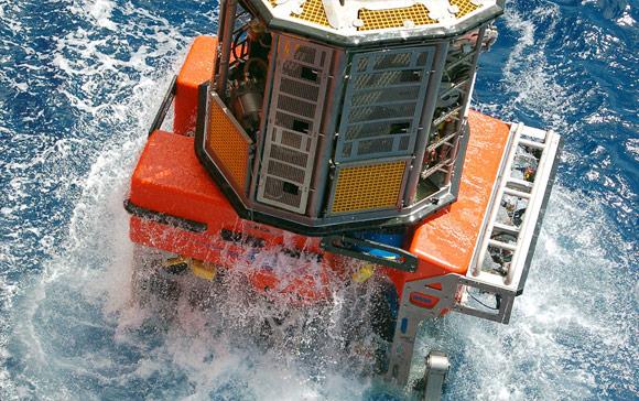 rov buoyancy