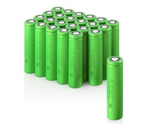 li-on batteries